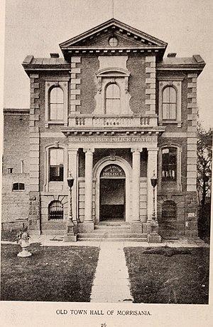 Morrisania, Bronx - Morrisania Town Hall