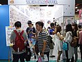 The Idolmaster booth, Comic Exhibition 20180818a.jpg