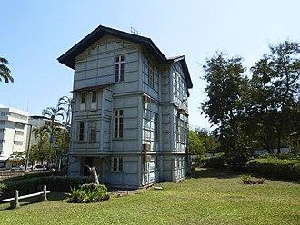 Maputo - A Casa de Ferro - The Iron House