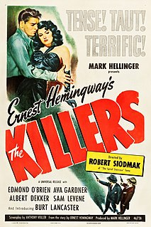 <i>The Killers</i> (1946 film) 1946 film