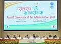 The Prime Minister, Shri Narendra Modi at the inaugural function of the Rajasva Gyan Sangam - Annual Conference of Tax Administrators, in New Delhi.jpg