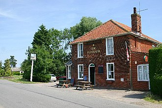 Stanningfield - The Red House Public House