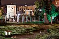 The Roman Agora of Athens with the clocktower of Andronicus Cyrrhestes on April 5, 2020.jpg