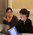 The Royal Society of Edinburgh editathon 3 Dec 2013 05.JPG