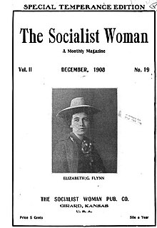 <i>The Socialist Woman</i>