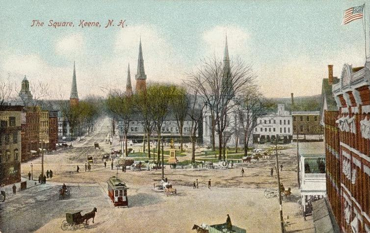 The Square, Keene, NH