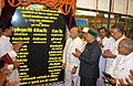The Union Minister of Power, Shri Sushilkumar Shinde marking the full load capacity of 500 MW achieved by NSPCL's Bhilai Expansion, at Bhilai, Chhattisgarh on July 12, 2009.jpg