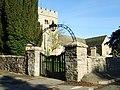The church gates - geograph.org.uk - 627924.jpg
