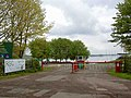 The entrance to Rutland water sailing club - geograph.org.uk - 1277256.jpg