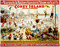 The great Coney Island water carnival, poster for Barnum & Bailey, 1898.jpg