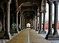 The inner praying area of Shahi Mosque.jpg