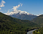 The tinguiririca volcano seen from the tinguiririca river valley chile vi region.jpg