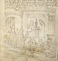 The visit of Sigismund to England The Beauchamp Pageants, 1485.jpg