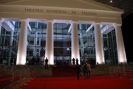 Theater of Paulínia