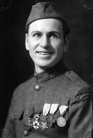 Thomas C. Neibaur - Medal of Honor recipient