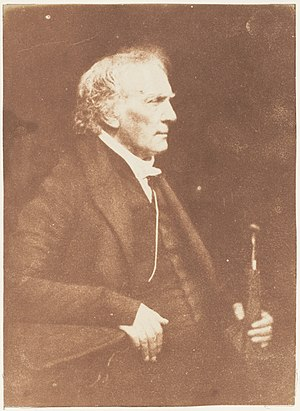 Free Church of Scotland (1843–1900) - Thomas Chalmers, the Free Church's first Moderator