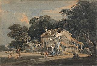 A Devonshire Farm