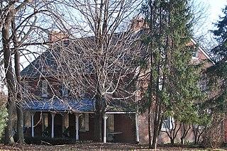 Thompson Farm (London Britain Township, Pennsylvania)