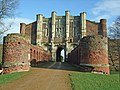 Thornton Abbey - The Gatehouse - geograph.org.uk - 1157005.jpg