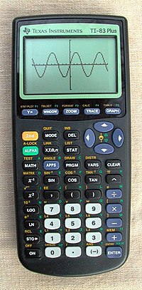 TI-83 series - Wikipedia, the free encyclopedia