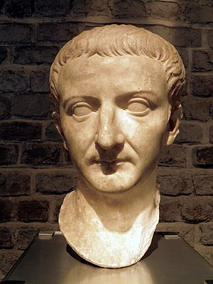 Tiberius - Bust of the Emperor Tiberius