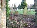 Tillington graveyard - geograph.org.uk - 1640083.jpg