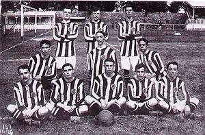 Botafogo de Futebol e Regatas - The team of 1910