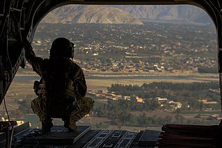 Operation Freedoms Sentinel 2015–2021 US military operation during the War in Afghanistan