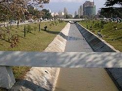 Tirana cleaned up