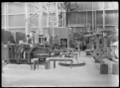 Tire (tyre) heaters at Hutt Railway Workshops, 1929. ATLIB 295042.png