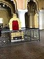 Tirumalai Naickar Mahal Throne.null 2.jpg
