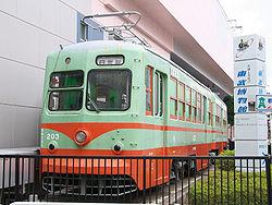 東武鉄道日光軌道線