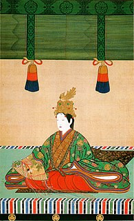 Japanese empress. daughter of Tokugawa Hidetada