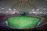 Tokyo Dome, home ground of Yomiuri Giants