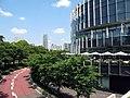 Tokyo Midtown Restaurant Terrance view 2013.jpg