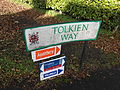 Tolkien Way sign, Stoke-on-Trent.jpg