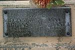 Tomb of Anna and Mieczysław Wolański at Central Cemetery in Sanok 2.jpg