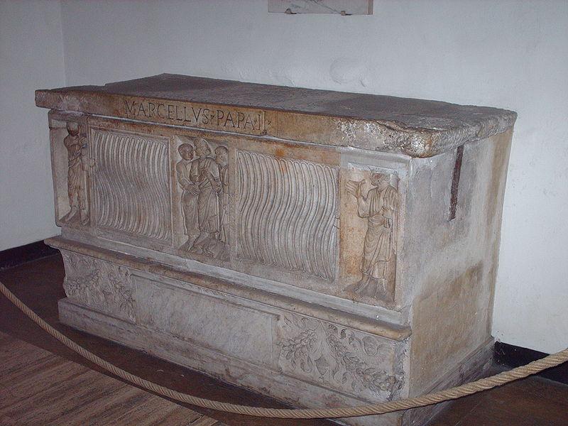 File:Tomb of Marcellus II.jpg