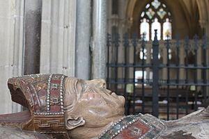 Thomas Beckington - Image: Tomb of Thomas Bekynton