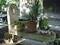 Tombe de Telsche BOORMAN - Cimetière Montmartre.JPG