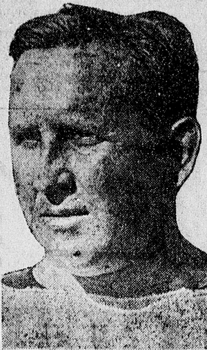 Tom Thorp - Thorp circa 1922