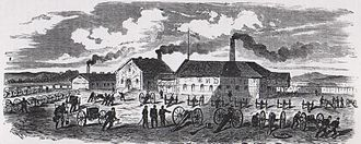 Zastava Arms - Gun Foundry in 1856.