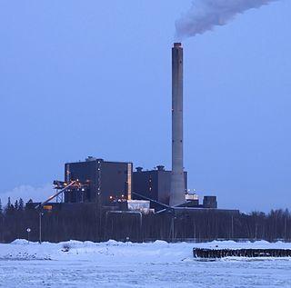 Toppila Power Station