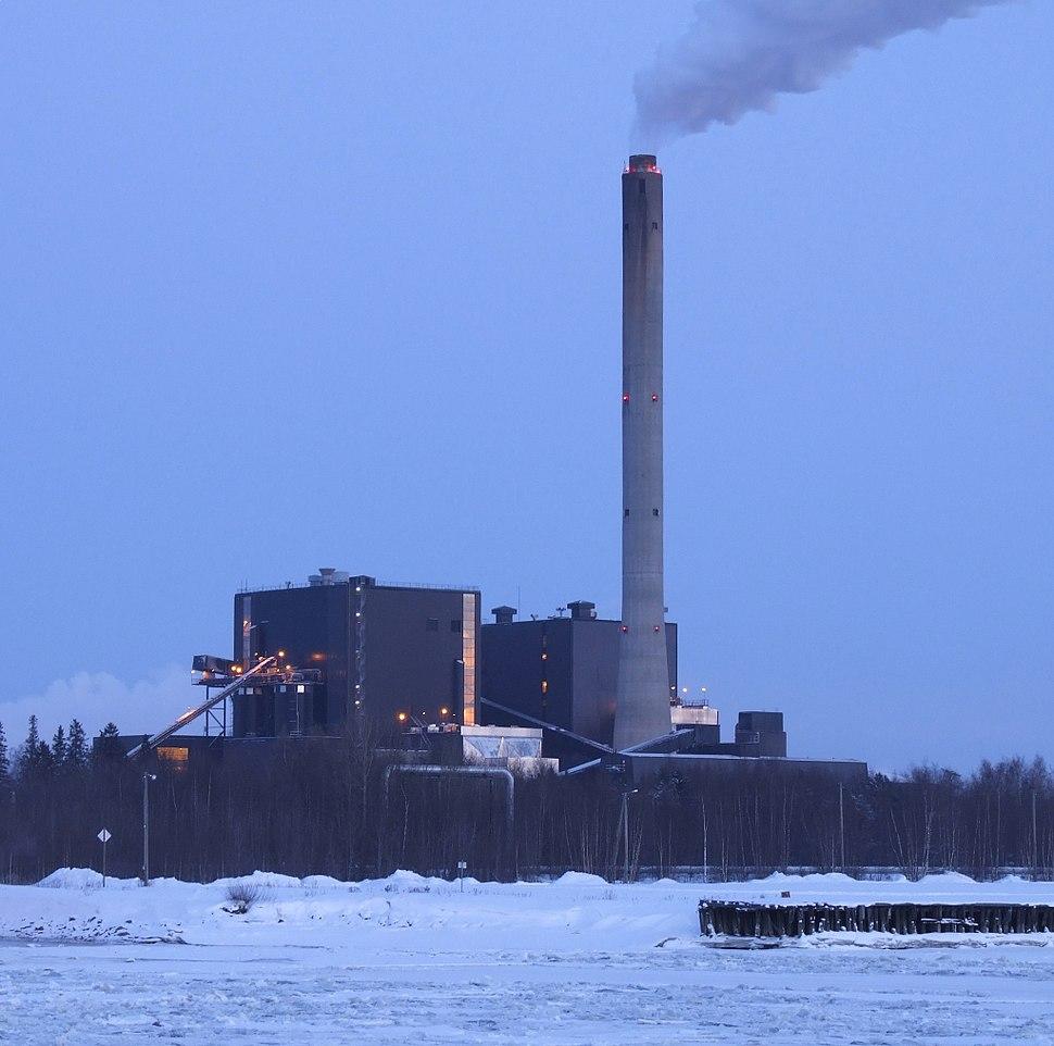Toppila power plant