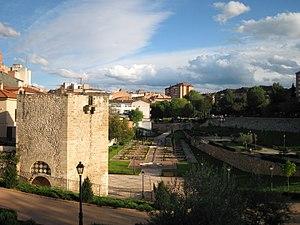 Guadalajara, Castilla-La Mancha - The medieval 'Torreón de Álvar Fáñez'