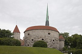 Torre de Margarita la Gorda, Tallinn, Estonia, 2012-08-05, DD 03