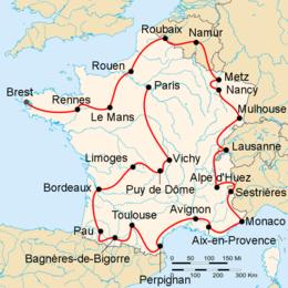 Tour De France Televised