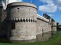Tour du port du Château des Ducs de Bretagne 02.JPG