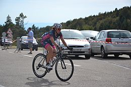Tour féminin international de l'Ardèche 2016 - stage 3 - Silvia Valsecchi.jpg