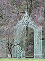 Trélissac château Magne portail (2).JPG